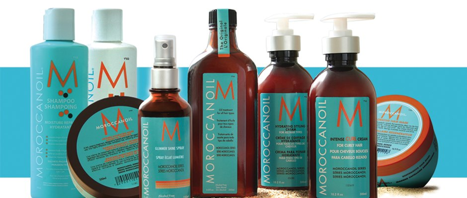 Moroccan Oil for Beautiful Hair!